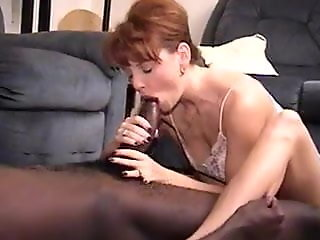 delicious milf extremely black cock -a