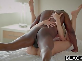 blacked cheating milf brandi loves first