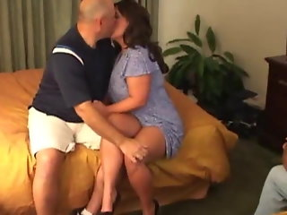 wife black breeding husband