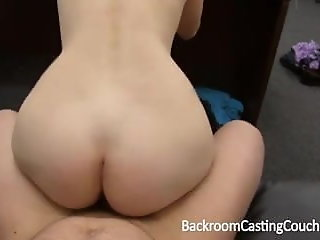 gamer babe anal cum swallow casting
