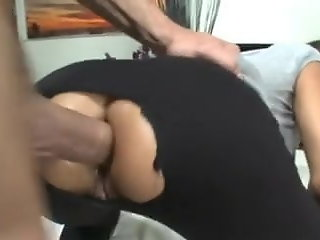 brunettes anal play dicks