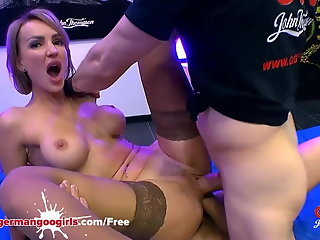 super babe elen million double penetrated