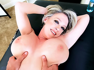 insatiable milf massage appointment