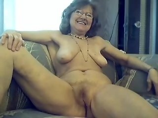 64 sweet sexy granny hair