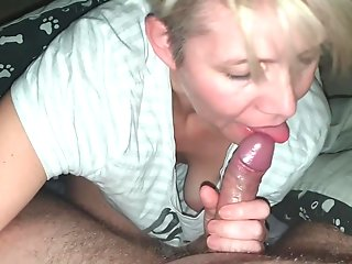 sexy mature cum mouth
