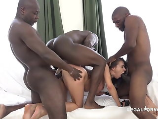 russian sex machine alina hard gangbang
