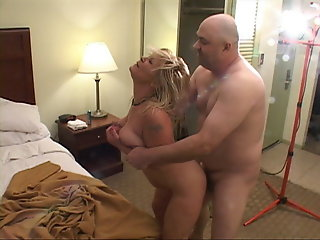 trailer trash tit blonde mom butt