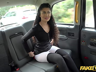 fake taxi indian marina maya ass