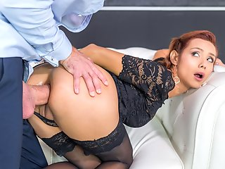 letsdoeit cock anal makes latina squirt-veronica