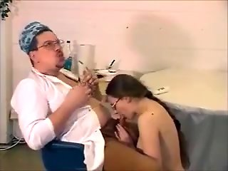 doctor shaves fucks patient