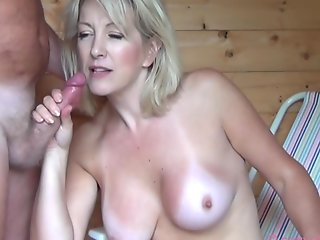 christie anal fucks shed