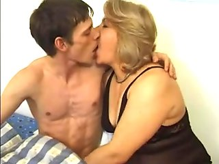 european mature milf seducing fuck