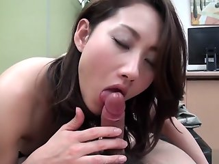 amazing japanese chick fabulous tits uncensored