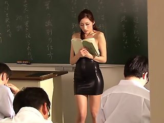 julia female teacher part