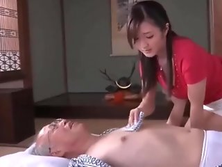 wife son takes care