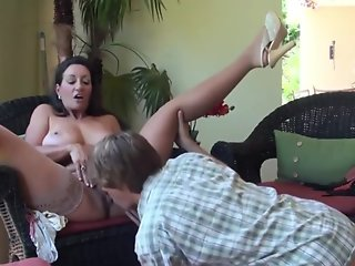 stepmom teaches stepson sex tricks free