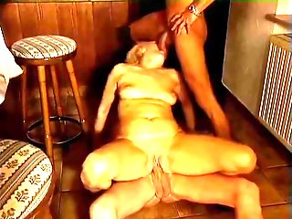 german mature double penetration